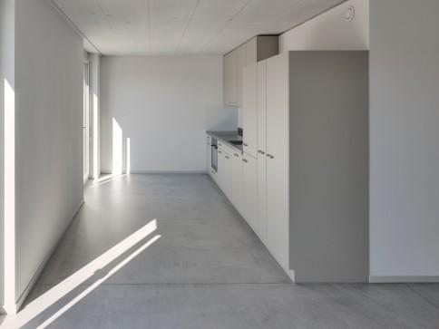 Erstvermietung Stöckacker Süd - 3.5-Zimmer Town House mit Dachterrasse