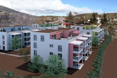 Erstvermietung von 3.5-Zimmer Wohnungen in Menziken
