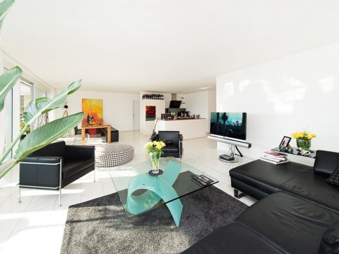 Exklusive 4 1/2-Zimmer-Wohnungen mit Sicht auf die Alpen