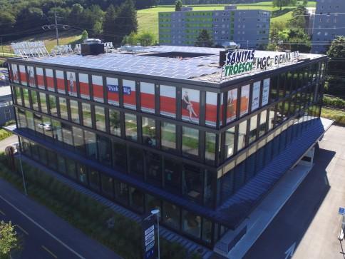Exklusive Büro-, Gewerbe- und Ausstellungsfläche im Cube116