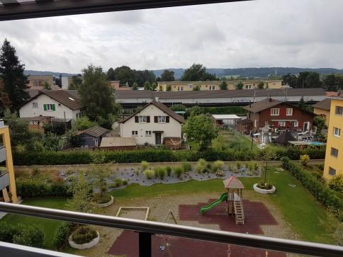 Familienfreundliche Neue 3.5 Zimmer Wohnung in Buchs AG