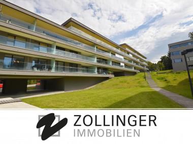 Familienfreundliche Wohnung im Grünen