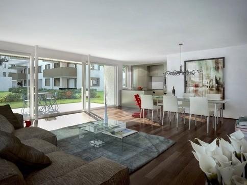FLORA-PARK - 4.5 Zimmer-Wohnung 9.01