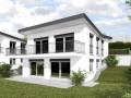 Freistehendes 5.5 Zimmer-Einfamilienhaus mit Fernsicht Haus 3, 191 m2