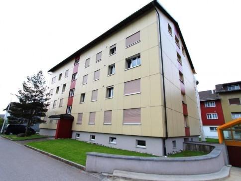 Gemütliche 3 Zimmer-Dachwohnung an zentraler Wohnlage!