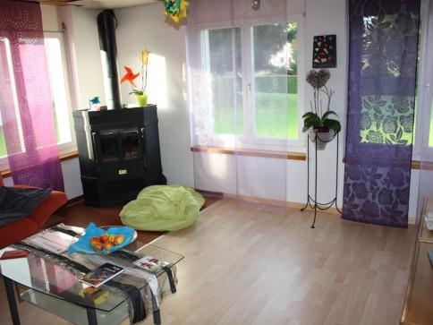 Gemütliche 4.5 Zimmer Wohnung
