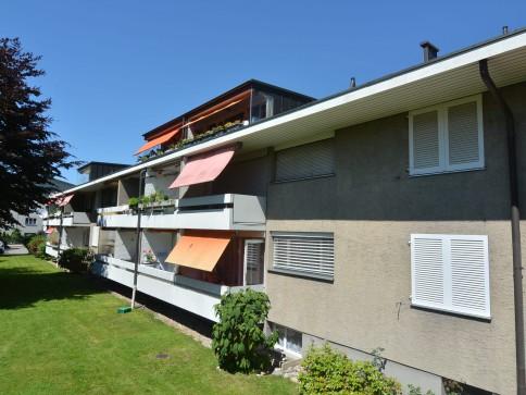 Gemütliche Dachwohnung