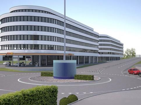 Goldäcker - der neue Magnet in Frauenfeld - Brüo- und Gewerbeflächen