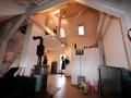 Grosse 1.5 Zimmer-Dachwohnung mit Terrasse