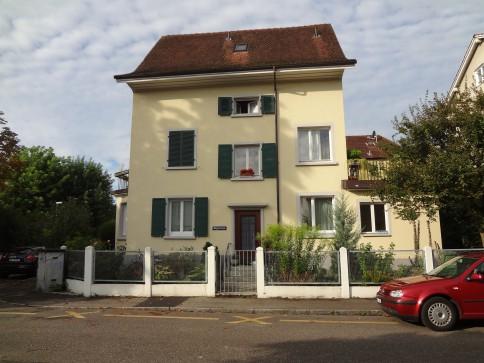 grosse 3.5 Maisonet-Wohnung mit Cheminée 103m2 in Allschwil