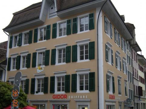 grosse 4.5-Zimmer-Wohnung, Vorstadt Solothurn