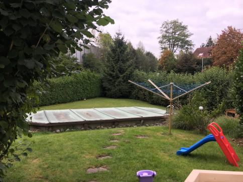 Grosse 6 1/2 Zimmerwohnung mit grossem Garten