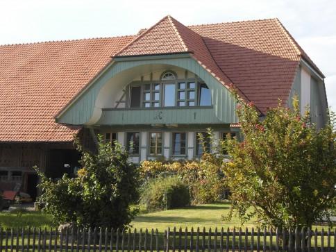 Grosse Duplexwohnung in Bauernhaus