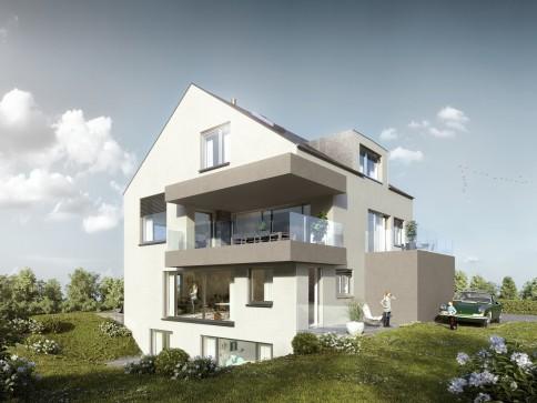 Grosszügige moderne Wohnung