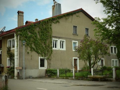 Habitation mitoyenne, Le Brassus