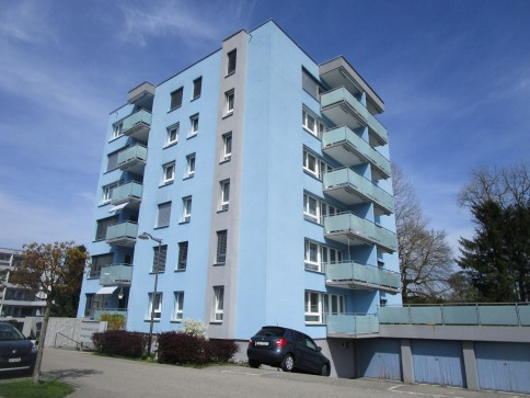Helle 3-Zimmer Wohnung