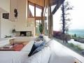 Helle 9-Zi Villa mit hohem Wohnzimmer:2Küchen,Alpensicht,Whirlpool,4PP
