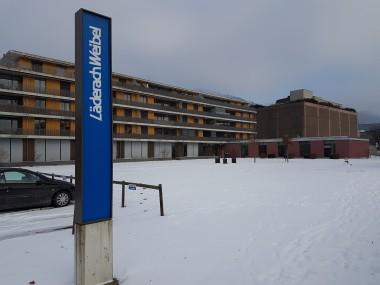 Helle und grosszügige 2.5-Zimmerwohnung direkt am Bahnhof