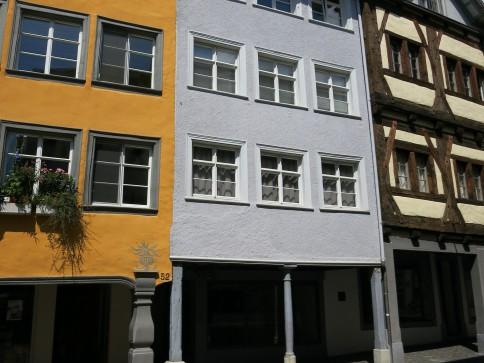 Herzige Altstadt-Wohnung mit Blick auf den Wiler Weiher