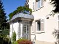 Hexental: elegantes Ein- bis Zweifamilienhaus aus den 30iger Jahren