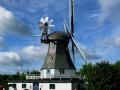 Historische Mühle von 1860 Mühlenhaus Atelier für Liebhaber