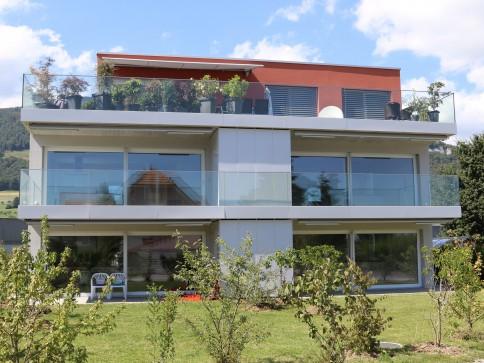 Hochmodernes Wohnen im Eigentumsstandard an bester Lage in Niederbipp