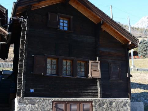Ihr Chalet im Aletsch-Wandergebiet!