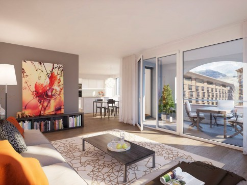 Ihr Zuhause in den Alpen - Haus Edelweiss
