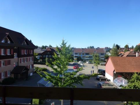 Im Zentrum von Schwarzenburg