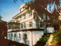 In Villa am Zürichberg/Fluntern drei renovierte Praxisräume