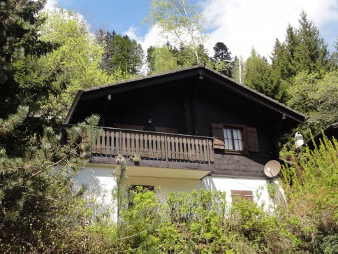 Joli chalet de 5 pces avec belles terrasses à Moléson-Sur-Gruyères