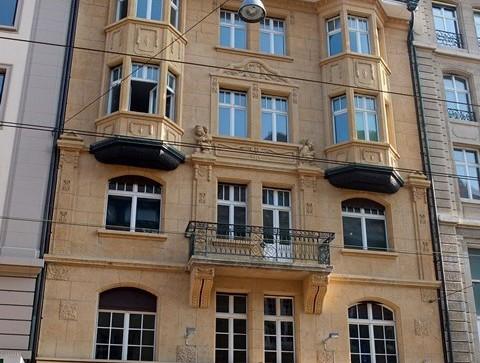 Kanzlei / Praxis / Galerie oder Büro im denkmalgeschützten Stadthaus