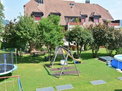 Kinderfreundlich & Eiger, Mönch und Jungfrau Sicht top Ausgerüstet