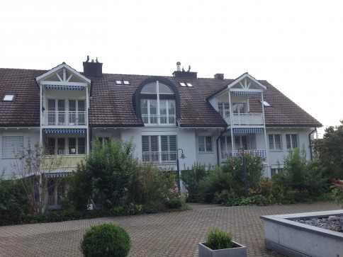 Komfortable Maisonette-Wohnung an ruhiger Lage im St. Galler Westen