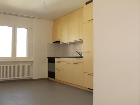 komplett renovierte 3.5-Zimmerwohnung am Orpundplatz