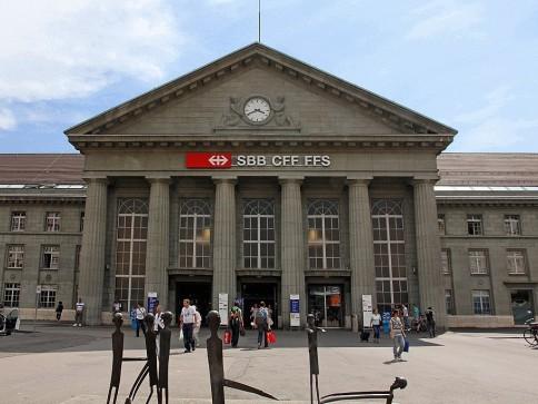 Ladenlokal an Top Lage beim Bahnhof Biel zu vermieten
