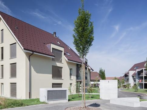 Letzte Erstvermietung 5.5 Zimmer Wohnung, DG mit Galerie, Madiswil