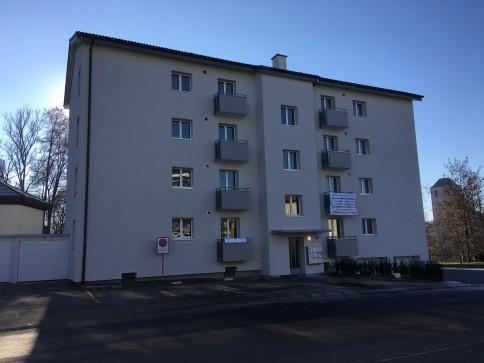 Letzte Wohnungen: komplett renovierte 4-Zimmerwohnungen in Rothenburg