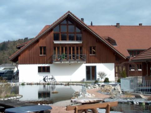 luxuriöse Wohnung mit Sauna & grosser Galerie sucht Fischliebhaber