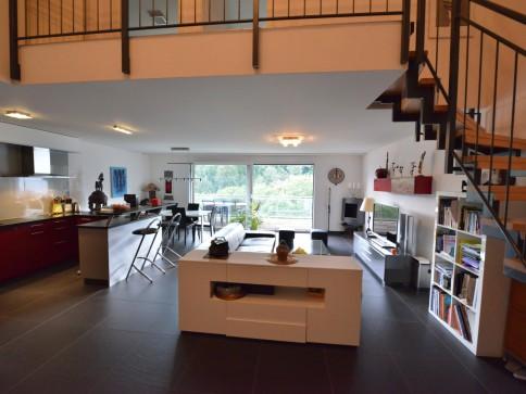 Magnifique appartement de 3.5 pièces en duplex (extensible à 4.5 pces)