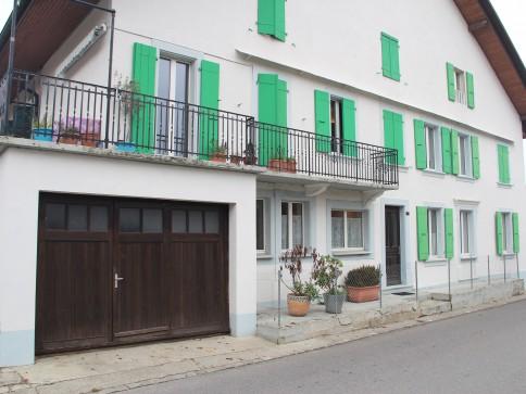 Maison villageoise de 6.5 pièces - 250 m2 habitables