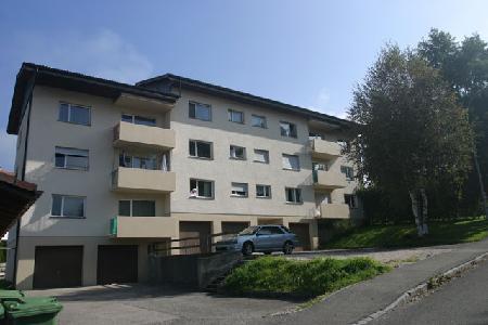Malleray - appartement 2,5 pièces