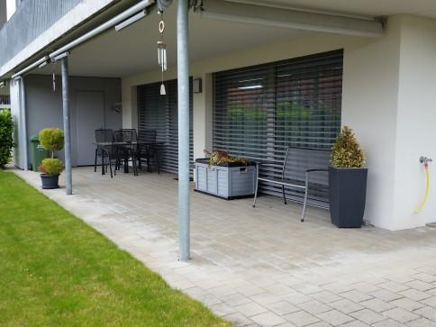 Moderne 4.5-Zimmer Wohnung an sonniger, ruhiger Lage nähe Dorfzentrum