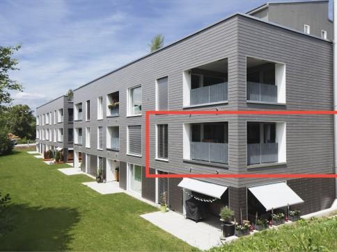 Moderne, helle 3.5 Zimmer-Neubauwohnung