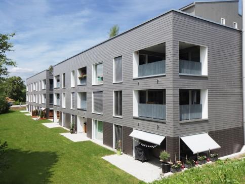 Moderne, helle Attikawohnung in Neubau zu vermieten!