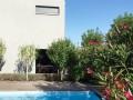 Modernes 6,5 Zimmer-Einfamilienhaus, schöner Garten mit grossem Pool
