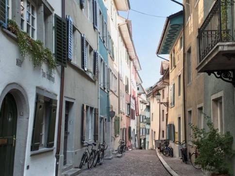 Modernes Wohnen in der Badener Altstadt