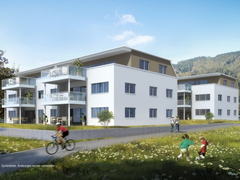 """Neubauprojekt """"Neudorf"""" - 4.5 Zimmer Wohnung Nr. 05/11"""