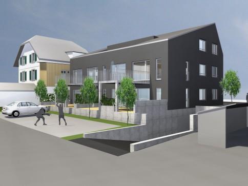 Neue, moderne 2 1/2 - Zimmer Wohnung in Stettlen