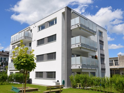 neue moderne 3.5-Zimmer-Wohnung an bester Lage (Neubau 2015)